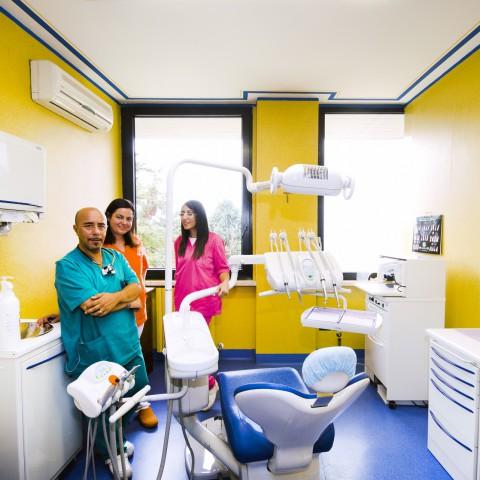 Sbiancamento denti Studio medico dentistico D'Amato Luigi Ariano Irpino Avellino