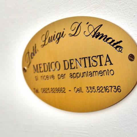 Studio medico dentistico D'Amato Luigi Ariano Irpino Avellino